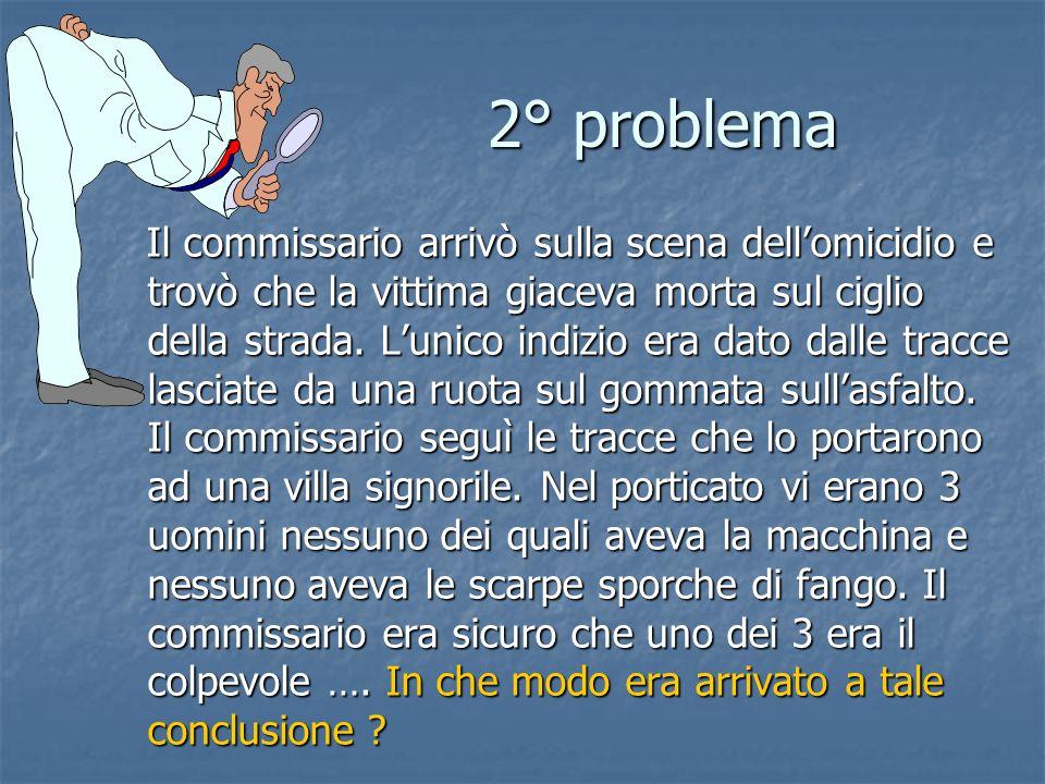 2° problema
