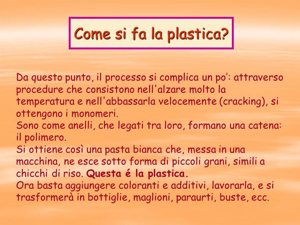 Come si fa la plastica