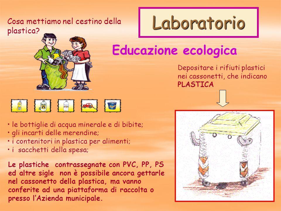 Laboratorio Educazione ecologica