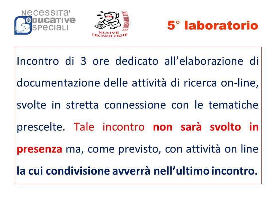 5° laboratorio