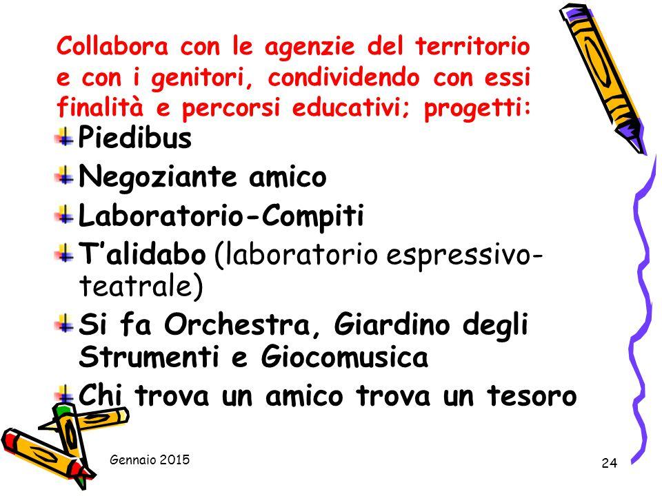 T'alidabo (laboratorio espressivo-teatrale)