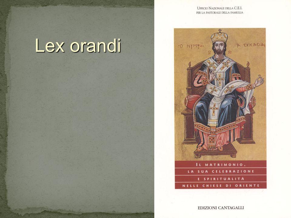 Lex orandi