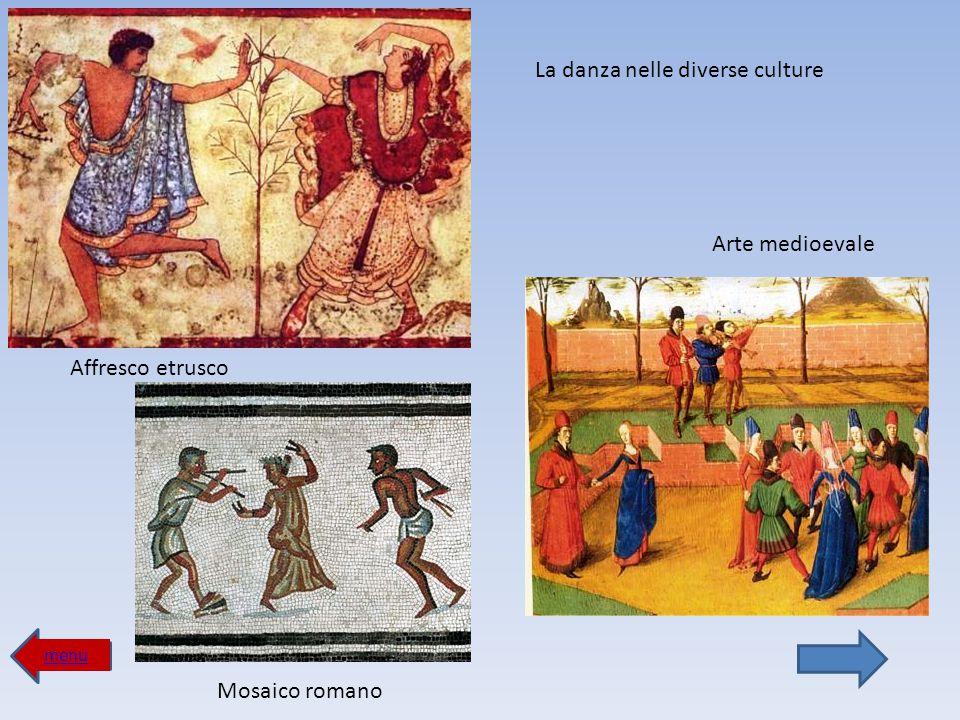 La danza nelle diverse culture