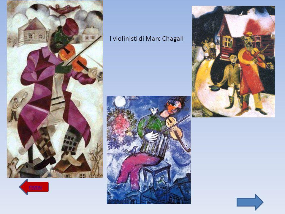 I violinisti di Marc Chagall