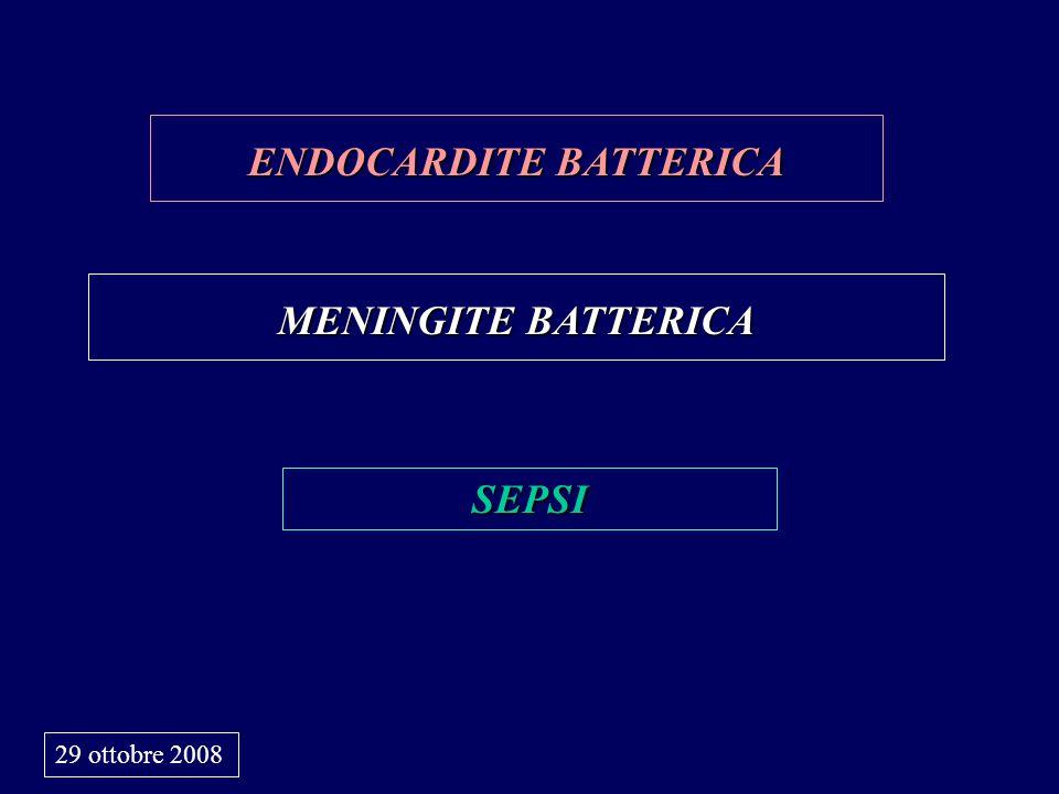 ENDOCARDITE BATTERICA