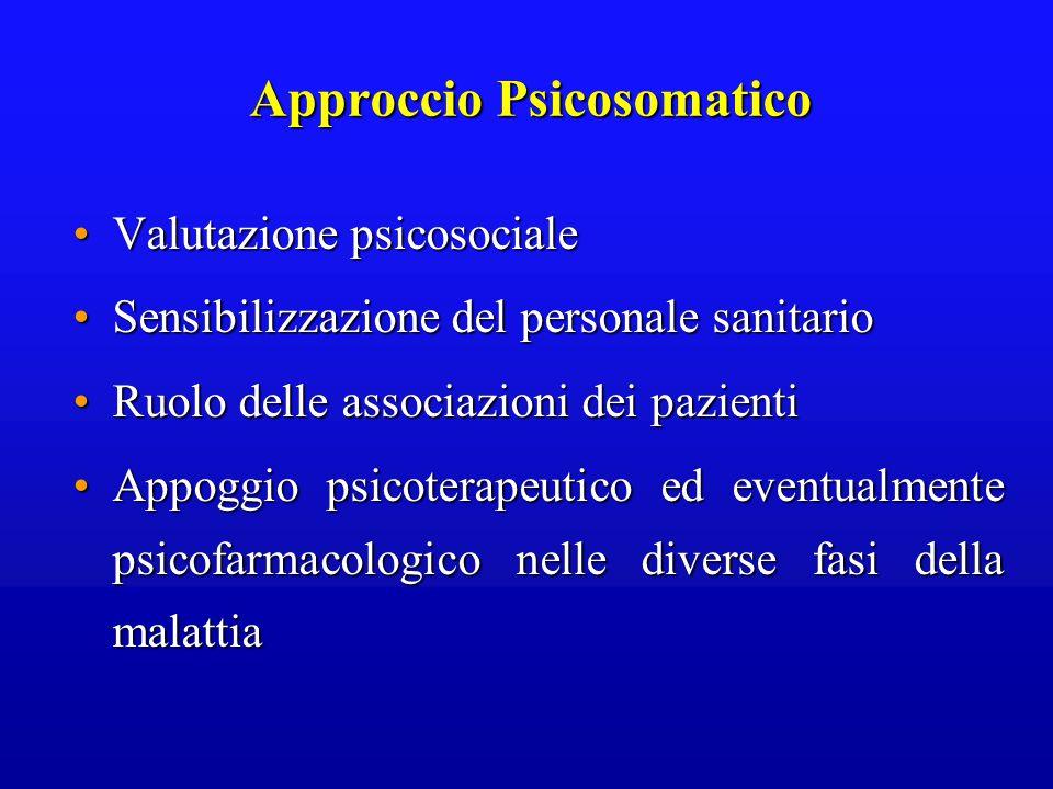 Approccio Psicosomatico
