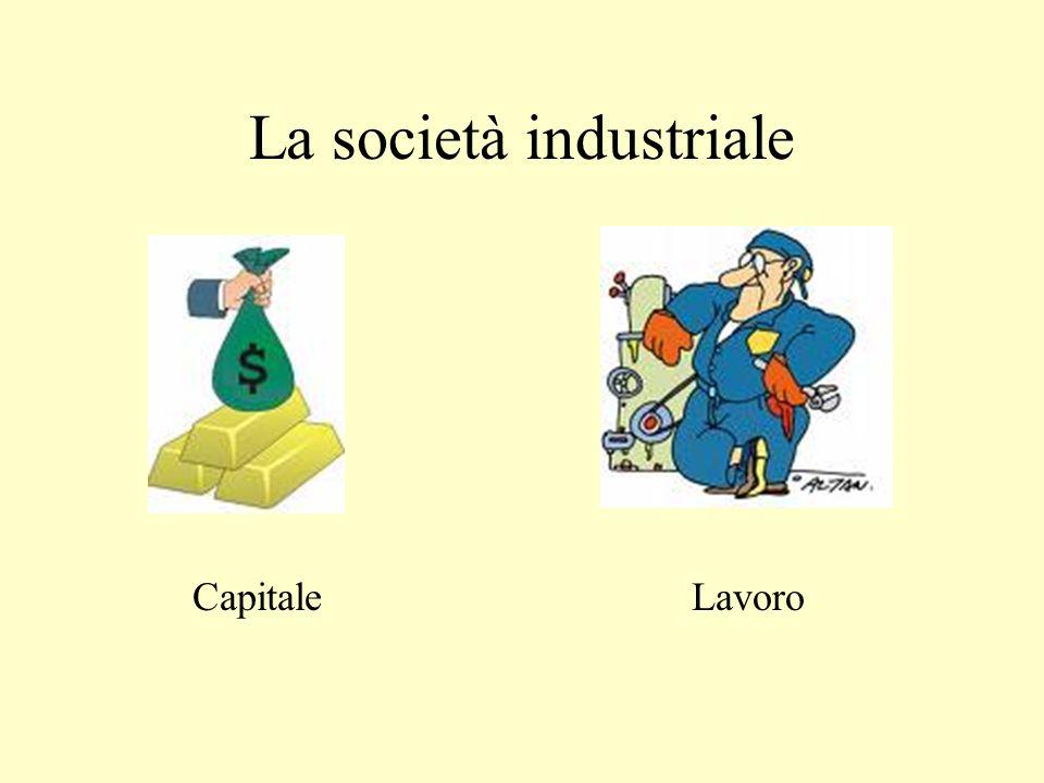 La società industriale