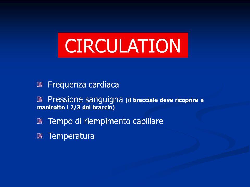 CIRCULATION Frequenza cardiaca