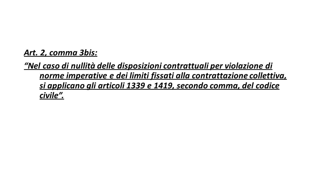 Art. 2, comma 3bis: