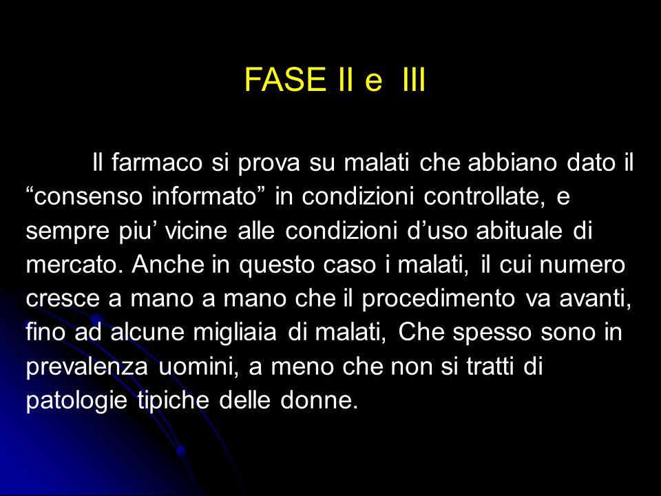 FASE II e III