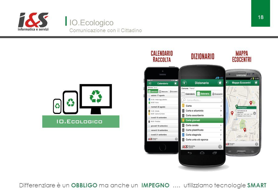 IO.Ecologico Comunicazione con il Cittadino