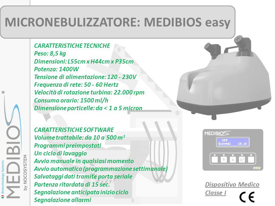 MICRONEBULIZZATORE: MEDIBIOS easy