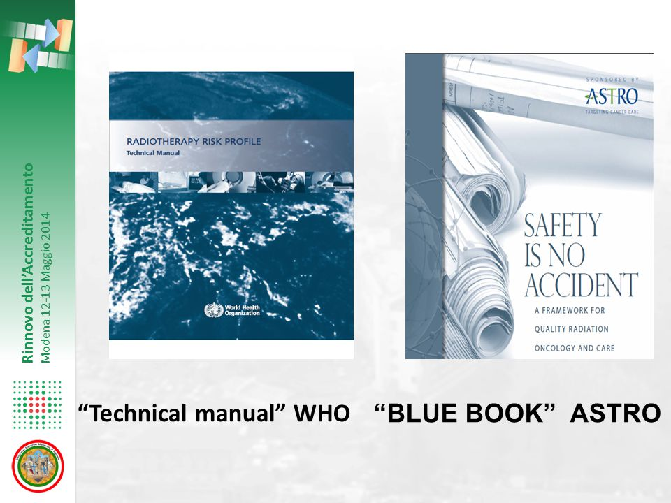 Technical manual WHO