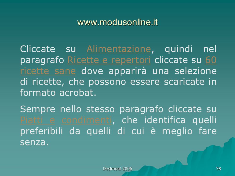 www.modusonline.it