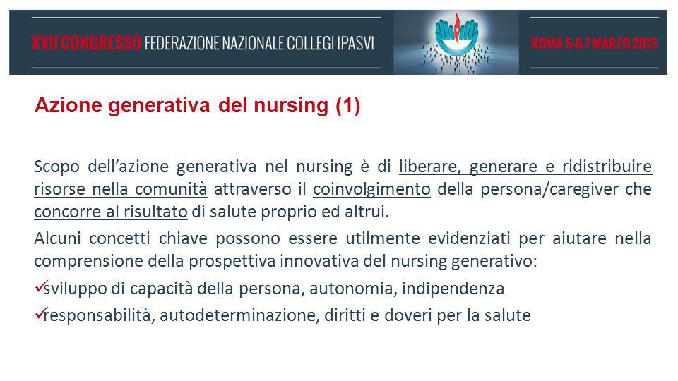 Azione generativa del nursing (1)