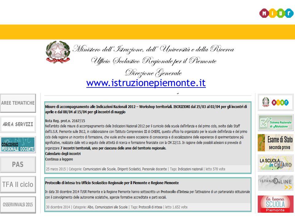 www.istruzionepiemonte.it