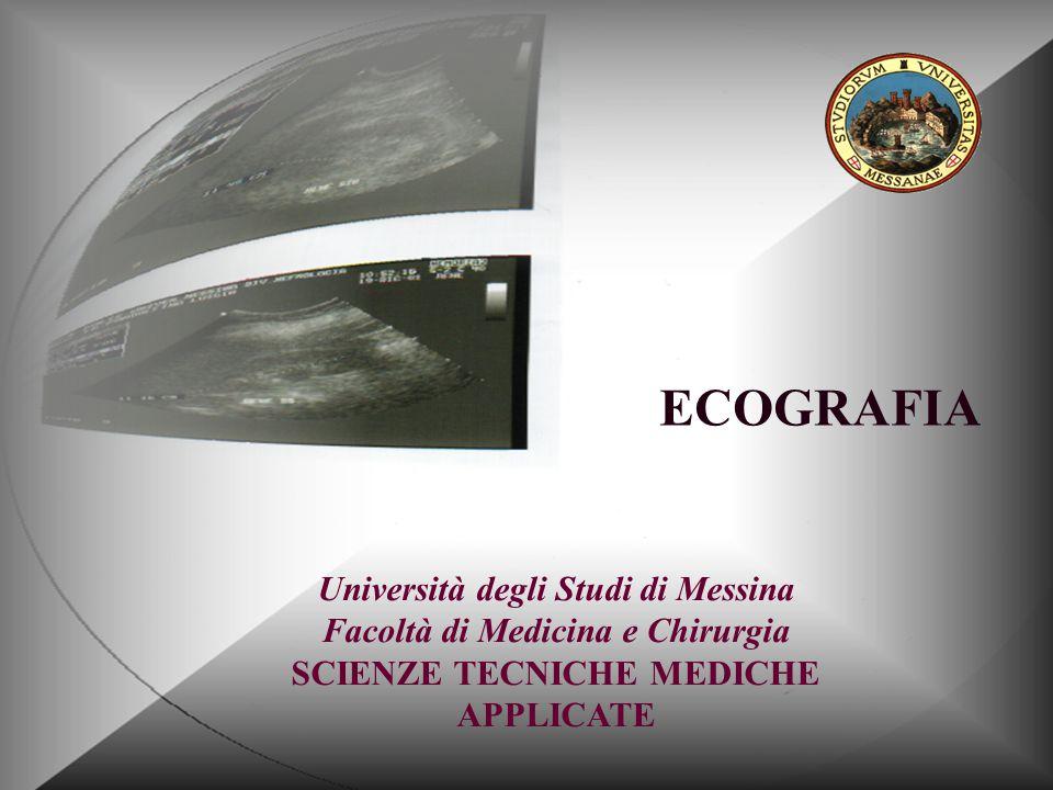 ECOGRAFIA Università degli Studi di Messina