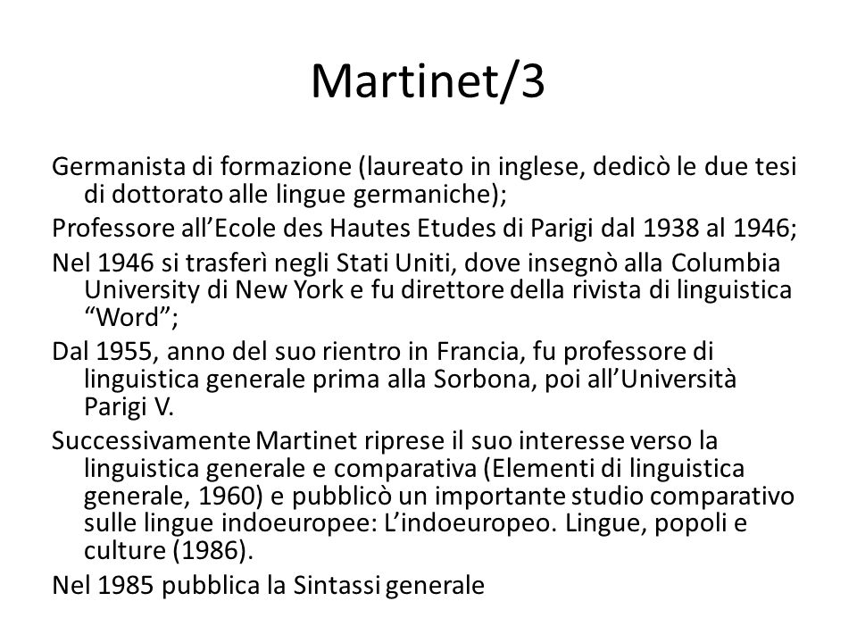 Martinet/3