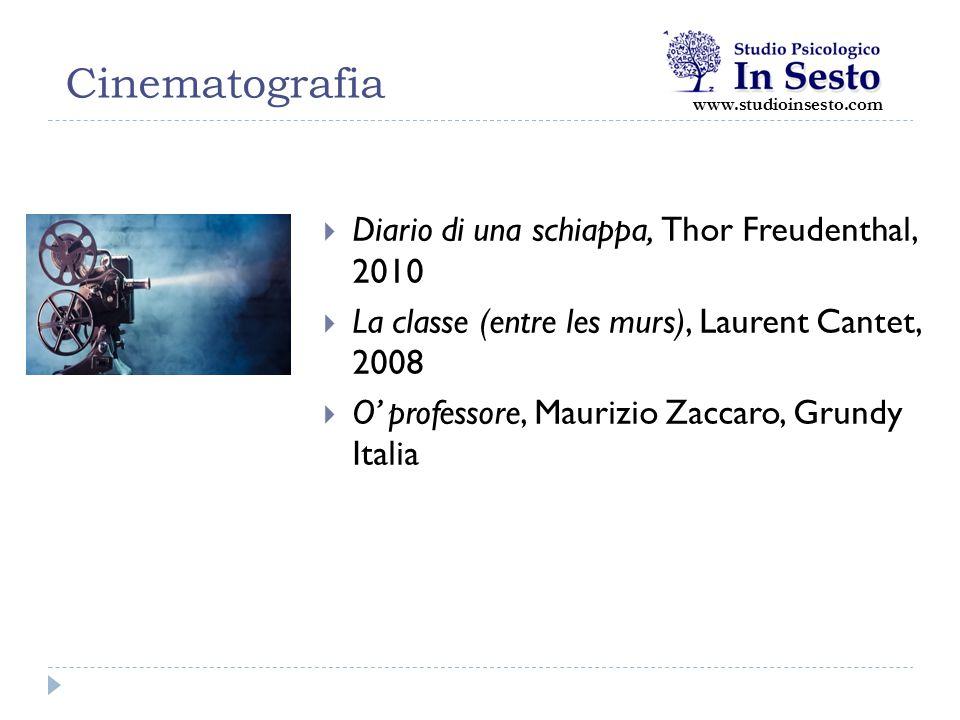 Cinematografia Diario di una schiappa, Thor Freudenthal, 2010