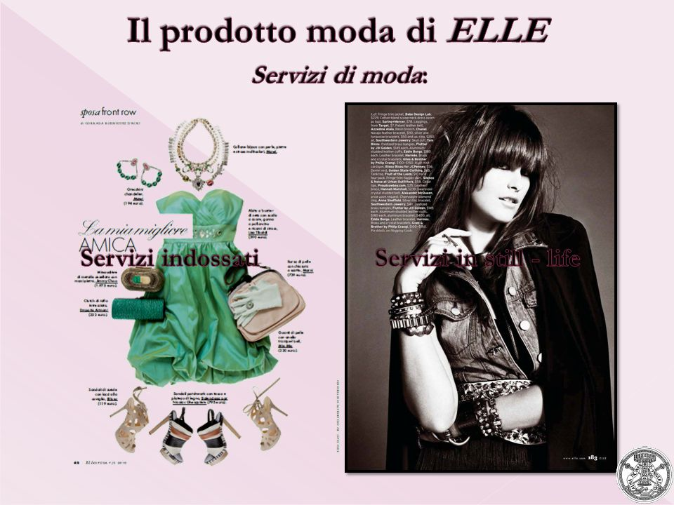 Il prodotto moda di ELLE