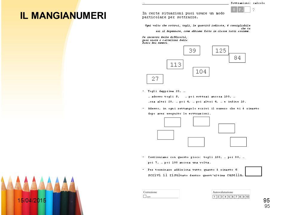 IL MANGIANUMERI 12/04/2017 95