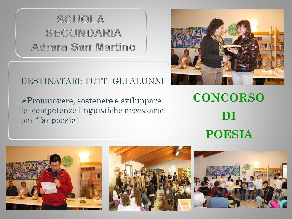 SCUOLA SECONDARIA Adrara San Martino