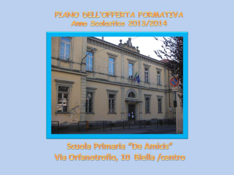 PIANO DELL'OFFERTA FORMATIVA Anno Scolastico 2013/2014