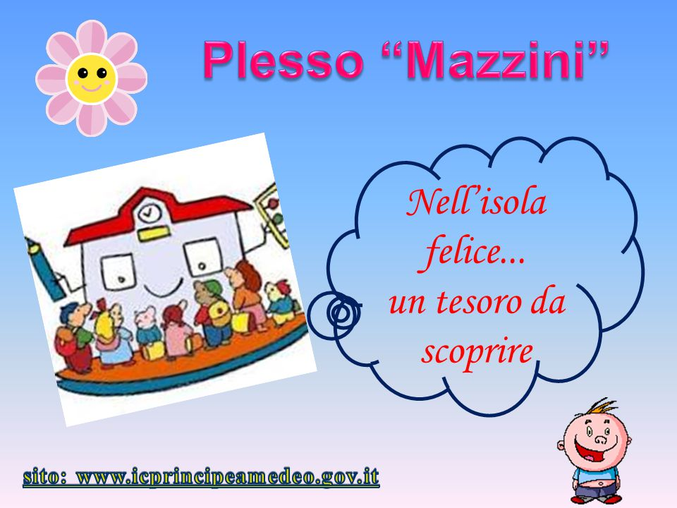 sito: www.icprincipeamedeo.gov.it