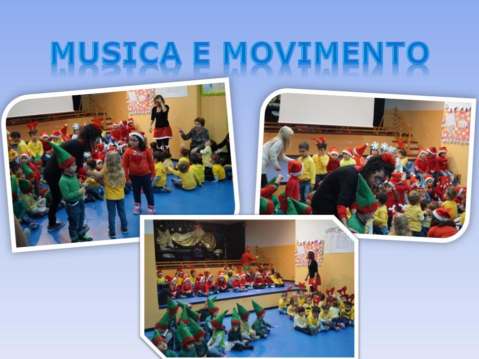 MUSICA E MOVIMENTO