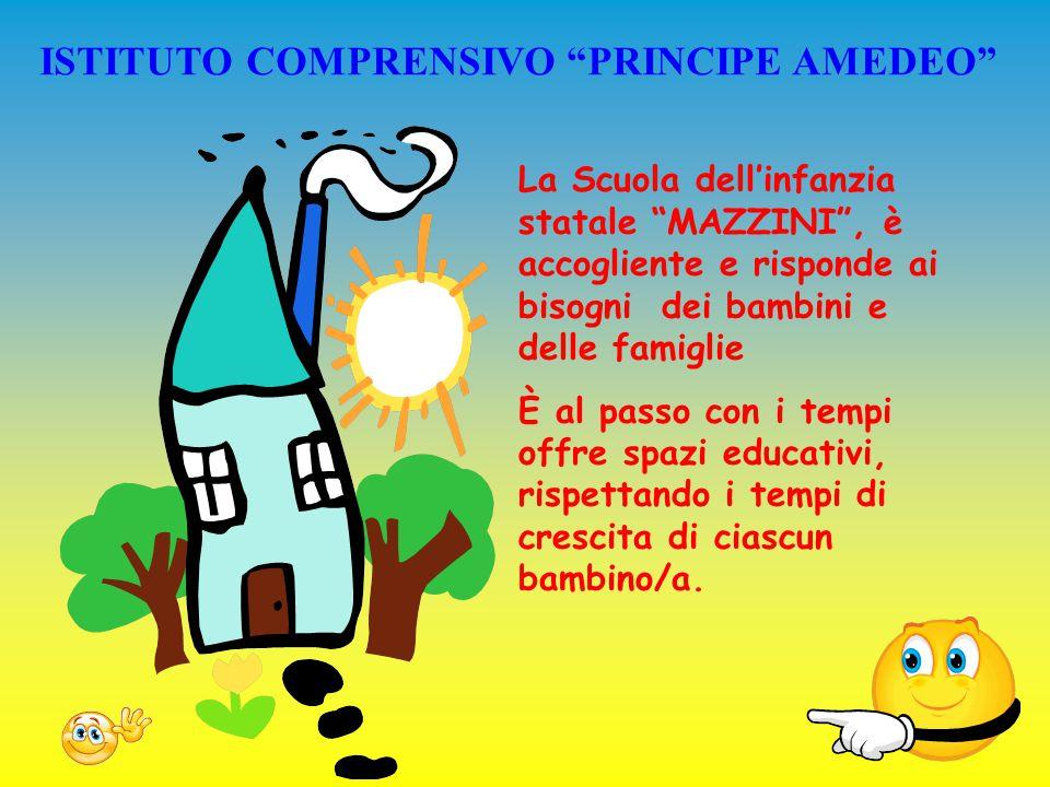 ISTITUTO COMPRENSIVO PRINCIPE AMEDEO