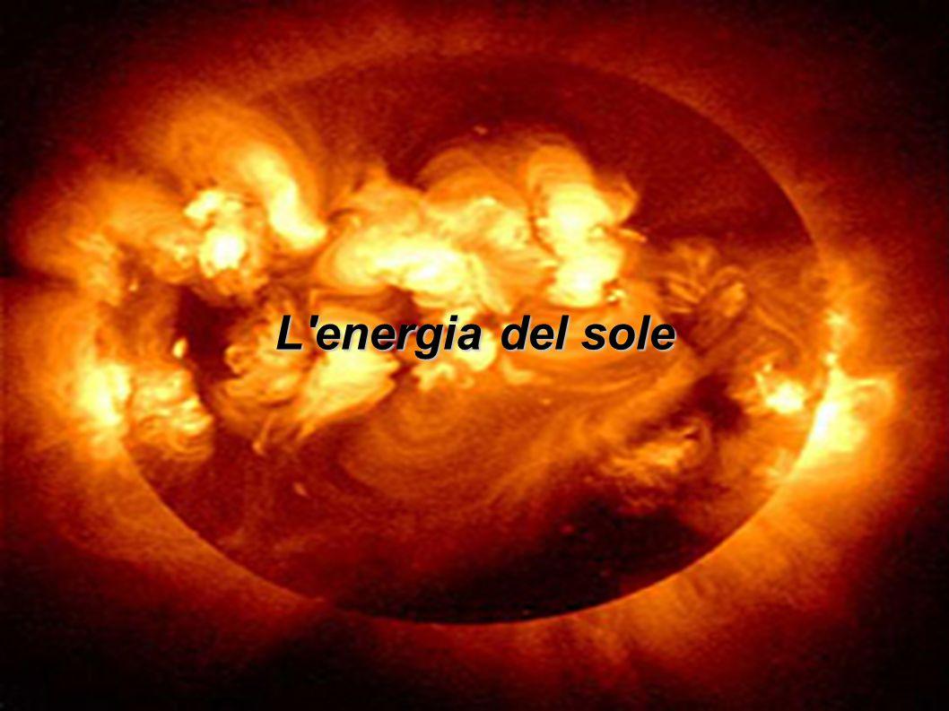 L energia del sole