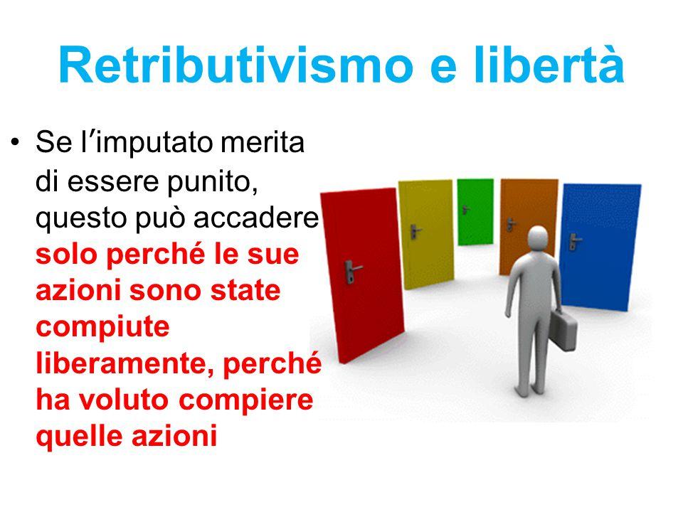 Retributivismo e libertà