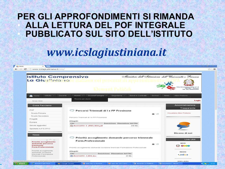 questionario italiano sui processi di apprendimento: il QPA