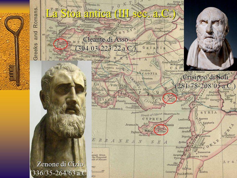 La Stoa antica (III sec. a.C.)