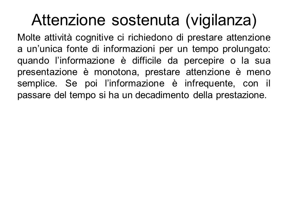 Attenzione sostenuta (vigilanza)