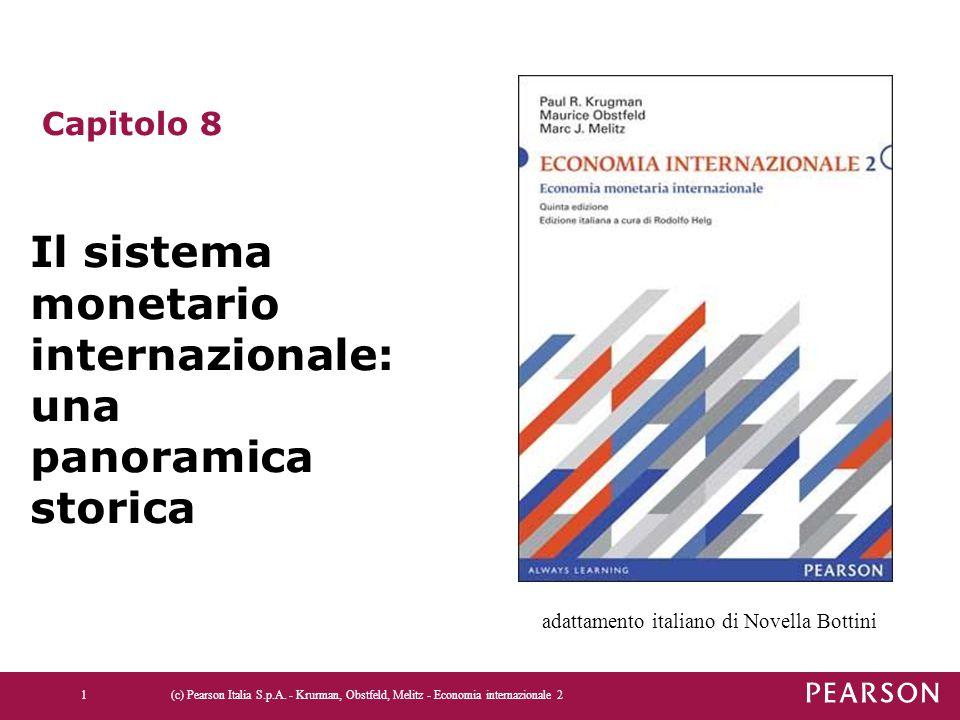 Il sistema monetario internazionale: una panoramica storica