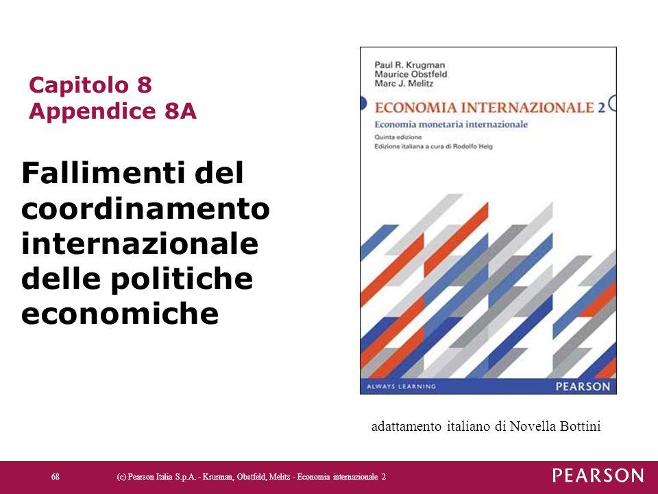 Fallimenti del coordinamento internazionale delle politiche economiche