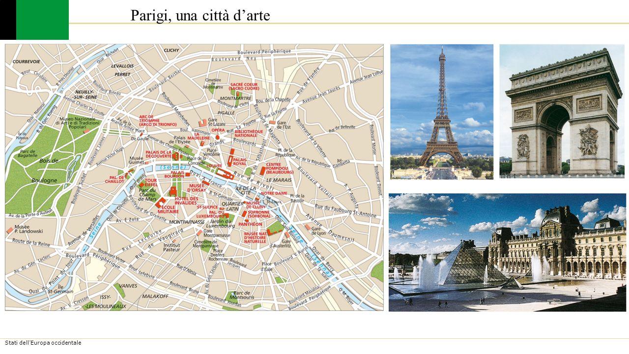 Parigi, una città d'arte
