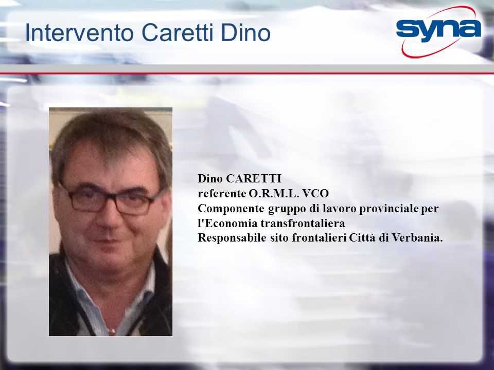 Intervento Caretti Dino