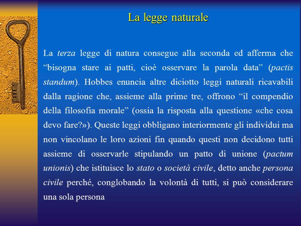La legge naturale