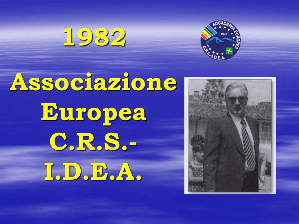 AssociazioneEuropea C.R.S.-I.D.E.A.