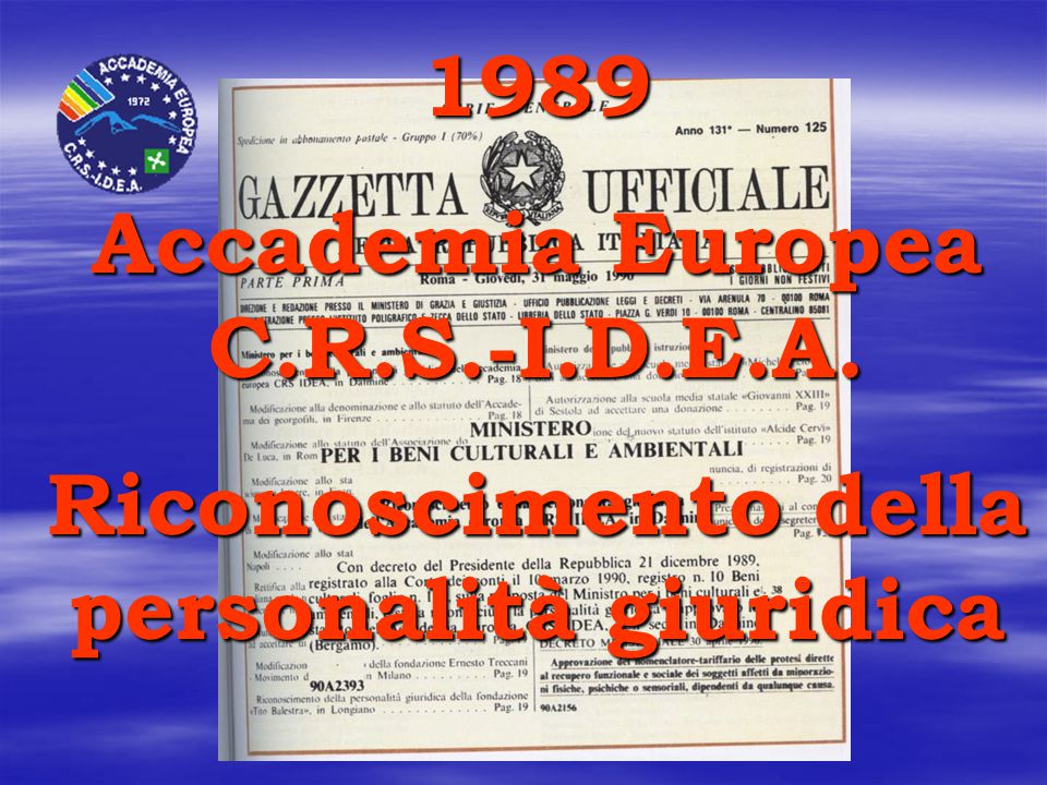 Accademia Europea C.R.S.-I.D.E.A.