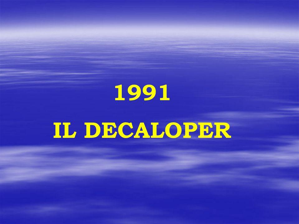 1991 IL DECALOPER