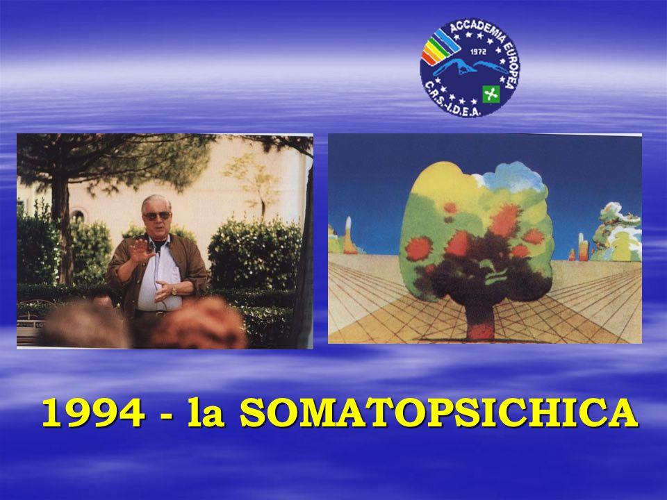 1994 - la SOMATOPSICHICA