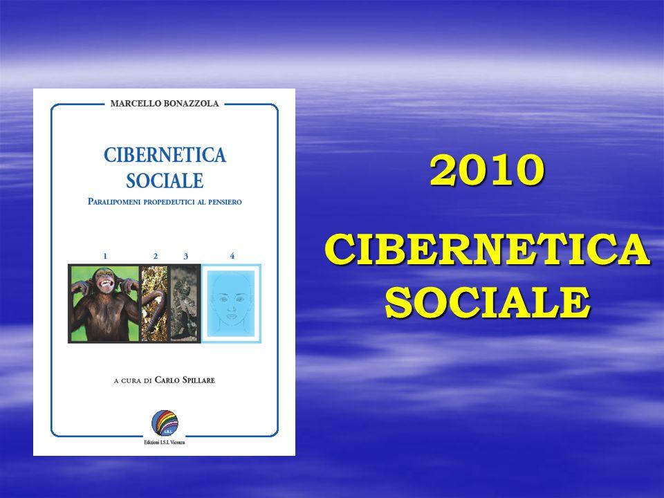 2010 CIBERNETICA SOCIALE
