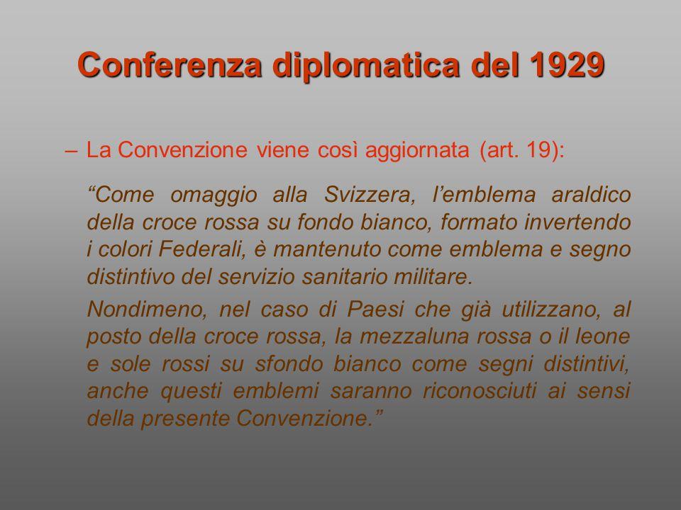 Conferenza diplomatica del 1929