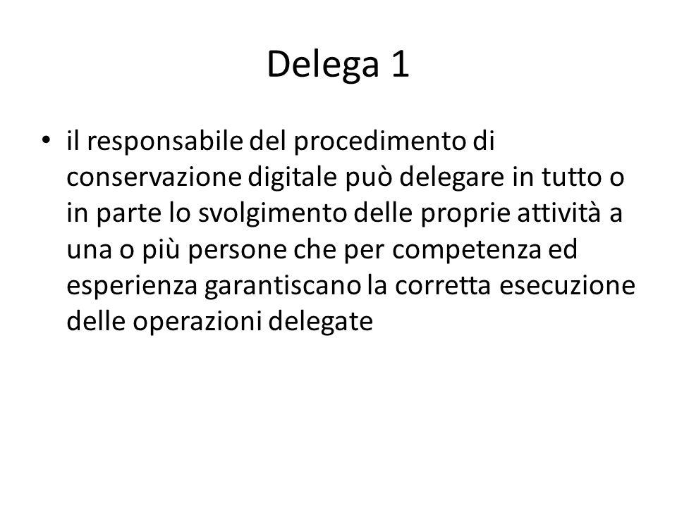 Delega 1
