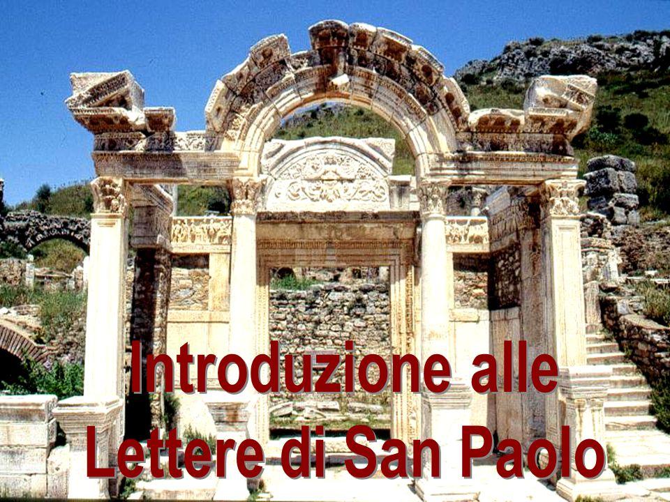 Introduzione alle Lettere di San Paolo