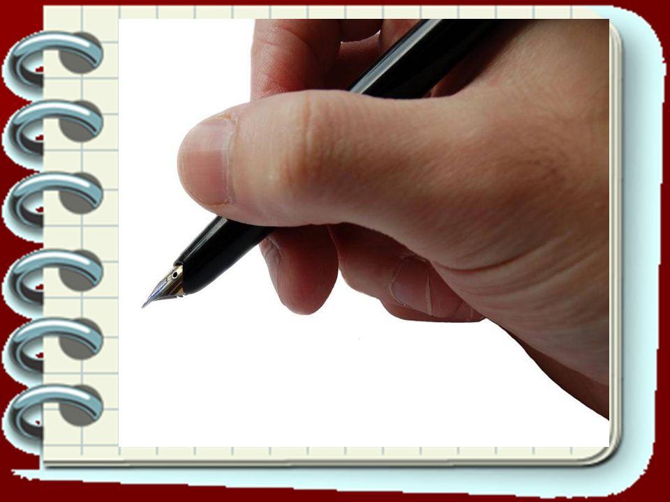 ► Come scriviamo una lettera