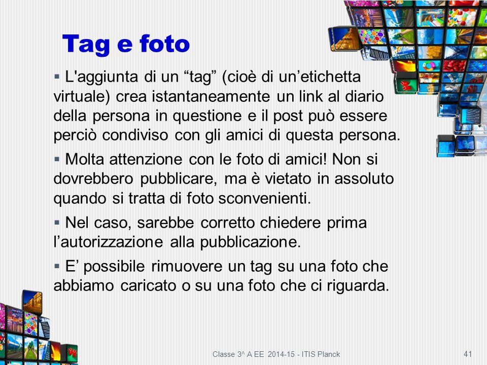 Tag e foto